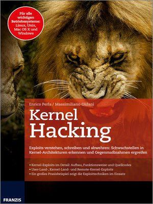cover image of Kernel Hacking