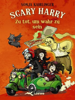 cover image of Scary Harry--Zu tot, um wahr zu sein