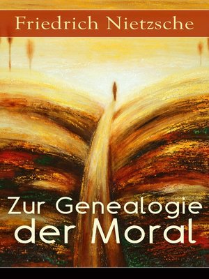 cover image of Zur Genealogie der Moral