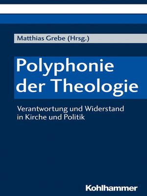 cover image of Polyphonie der Theologie