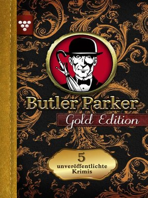 cover image of Butler Parker Gold Edition – Kriminalroman