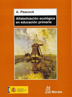 cover image of Alfabetización ecológica en educación primaria