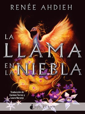 cover image of La llama en la niebla
