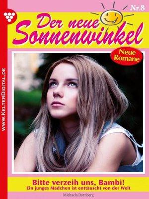 cover image of Der neue Sonnenwinkel 8 – Familienroman