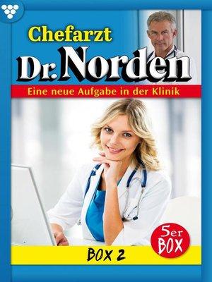 cover image of Chefarzt Dr. Norden Box 2 – Arztroman