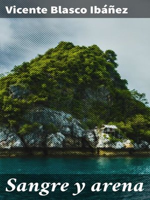 cover image of Sangre y arena