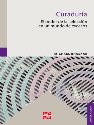 cover image of Curaduría