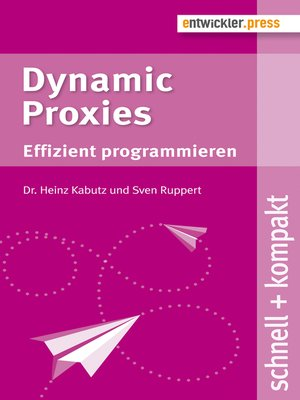 cover image of Dynamic Proxies