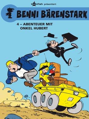cover image of Benni Bärenstark Bd. 4