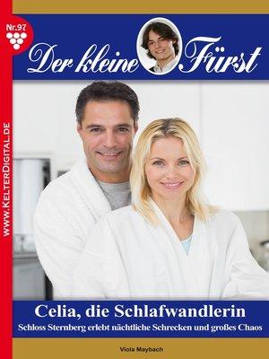 cover image of Der kleine Fürst 97--Adelsroman
