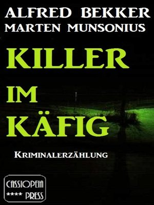 cover image of Killer im Käfig