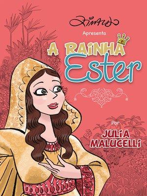 cover image of A rainha Ester