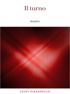 cover image of Il turno
