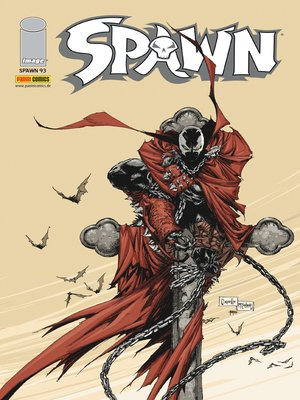 cover image of Spawn, Band 93