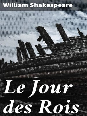 cover image of Le Jour des Rois