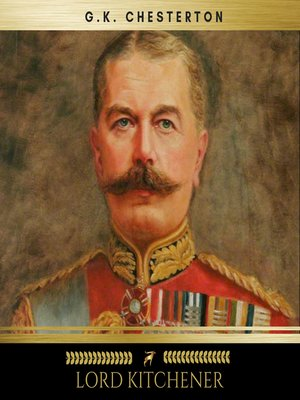 cover image of Lord Kitchener