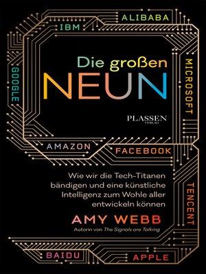 cover image of Die großen Neun