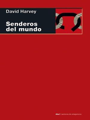 cover image of Senderos del mundo