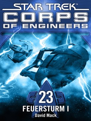 cover image of Star Trek--Corps of Engineers 23
