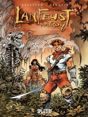 cover image of Lanfeust von Troy. Band 2