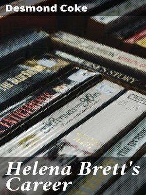 cover image of Helena Brett's Career