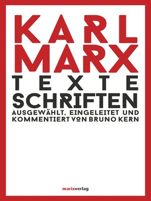 cover image of Texte Schriften