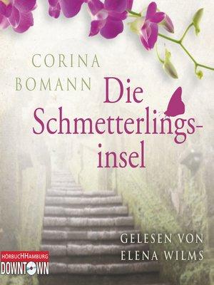 cover image of Die Schmetterlingsinsel