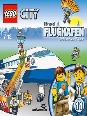 cover image of Folge 11--Flughafen--SOS über den Wolken