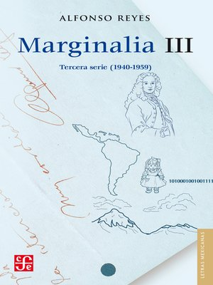 cover image of Marginalia III