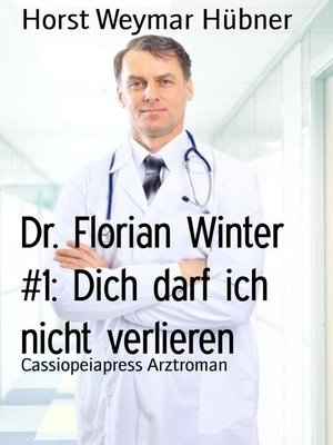 cover image of Dr. Florian Winter #1