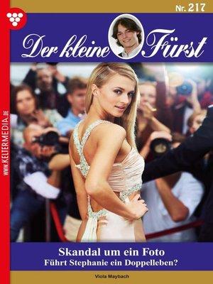 cover image of Der kleine Fürst 217 – Adelsroman