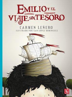 cover image of Emilio y el viaje sin tesoro