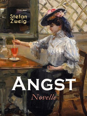 cover image of Angst. Novelle