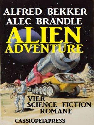 cover image of Alien Adventure