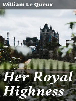 cover image of Her Royal Highness