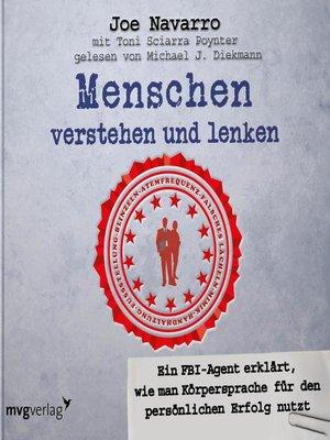 cover image of Menschen verstehen und lenken