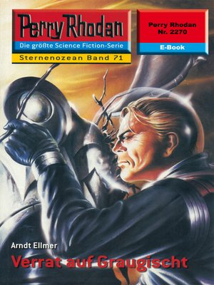 cover image of Perry Rhodan 2270