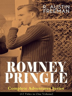 cover image of ROMNEY PRINGLE – Complete Adventures Series (12 Titles in One Volume)
