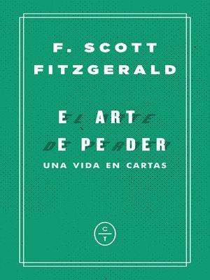 cover image of El arte de perder
