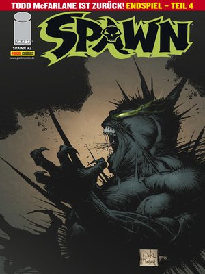 cover image of Spawn, Band 92