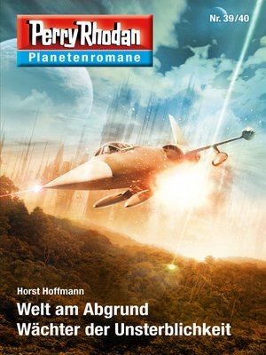 cover image of Planetenroman 39 + 40
