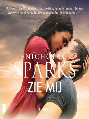 cover image of Zie mij