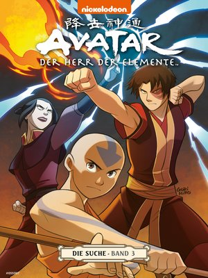 cover image of Avatar--Der Herr der Elemente 7
