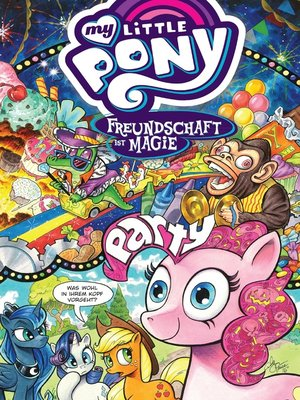 cover image of My little Pony, Band 14