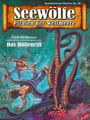 cover image of Seewölfe--Piraten der Weltmeere 78