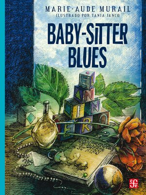cover image of Baby-sitter blues