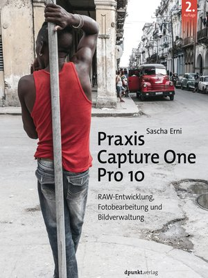 cover image of Praxis Capture One Pro 10
