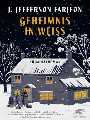 cover image of Geheimnis in Weiß