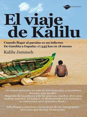 cover image of El viaje de Kalilu