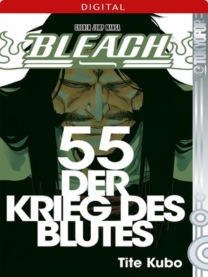 cover image of Bleach 55